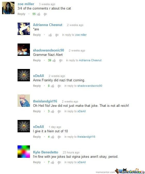Youtube Comments Comedy