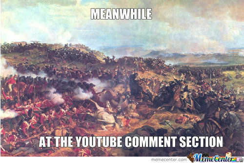 Funny Comment Memes: Youtube Comment Memes. Best Collection Of Funny Youtube