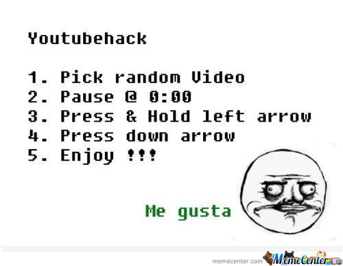 Youtubehack Game