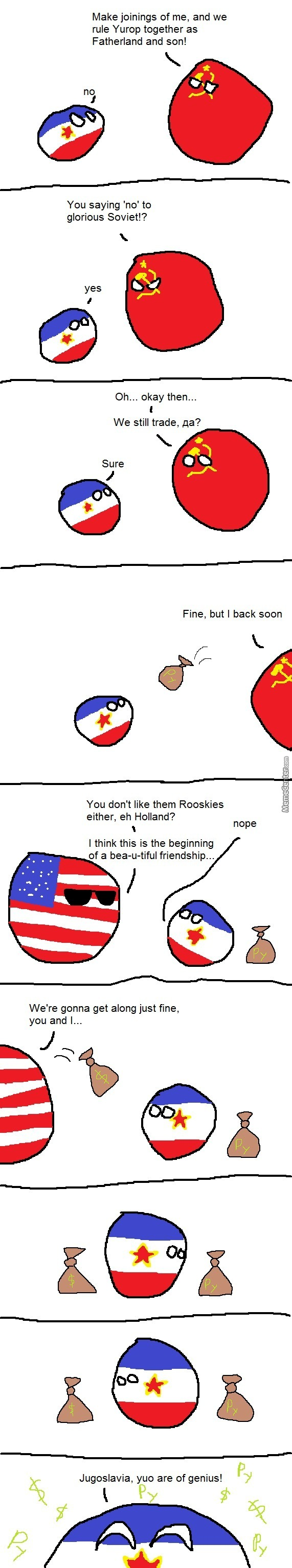 Yugoslavia In The Cold War