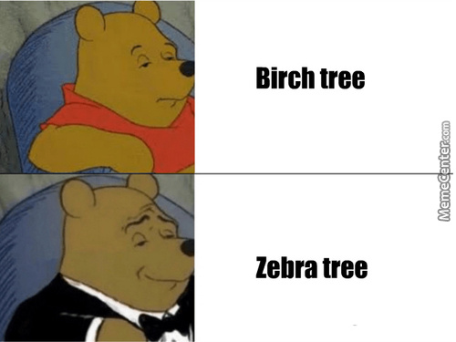 Zebrea Tree
