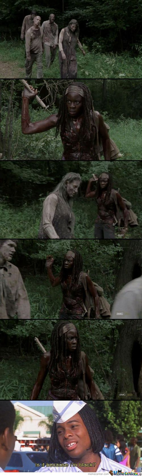 Zombies Are Racist