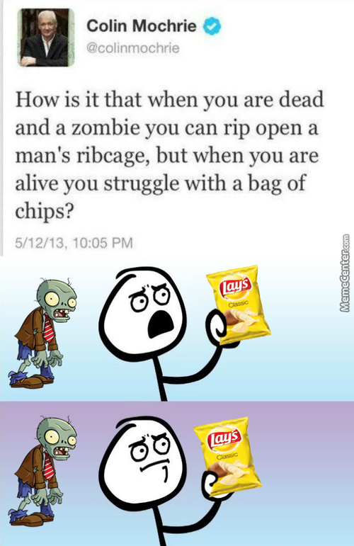 Zombies Get More Power I Guess