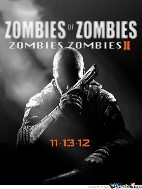 Zombies Is Move Fun Than Competitive Multiplayer